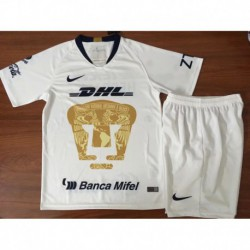 Kids 18/19 tracksuit pumas unam home child re