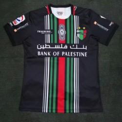 S-XL Fans 18/19 Palestino Home Jersey Fans Version Palestin
