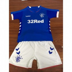 Kids 18/19 tracksuit rangers home child re
