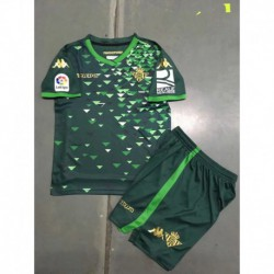 Kids 18/19 tracksuit real betis away child re