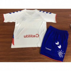 Kids 18/19 tracksuit rangers away child re