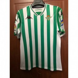 S-XL 18/19 real betis home jerse