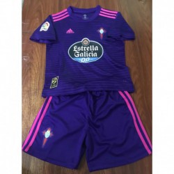 Kids 18/19 celta away jersey child re