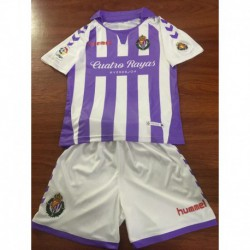 Kids 18/19 Real Valladolid C F Home Child Re