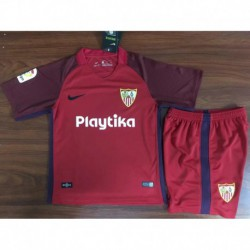 Kids 18/19 Sevilla FC Away Jersey Child Re