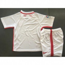 Kids 18/19 Tracksuit Sevilla FC Home Child Re