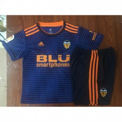 Kids 18/19 Valencia Cf Away Jersey Child Ren 18- 19 Valencia Away Kid