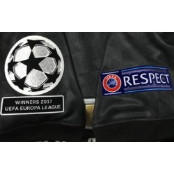 2017 Champions League AFC Champions League Premier League La Liga Football League Armband World Preliminaries With Serie A Cham