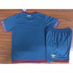 Kids 18/19 wesr ham united away jersey child re