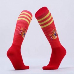 Adult ping needle team logo socks