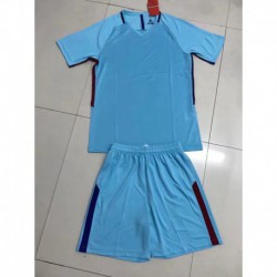 Short sleeve jerseys without logo and team emble