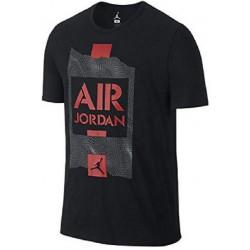 Jordan series t-shirts jordan collection cotton t-shirt