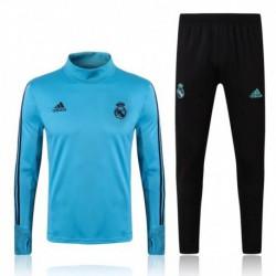 new product 58420 95a70 Real Madrid Tracksuit Junior,Real Madrid Tracksuit Aliexpress,S-XL  Size:17-18 tracksuit real madrid Light Blue Real Madrid High