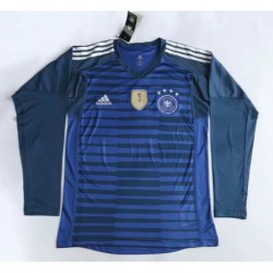 18/19 long sleeve goalkeeper germany jerse