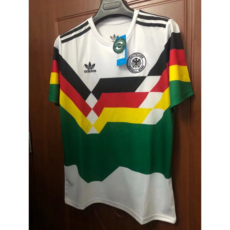 Adidas Vintage Germany Jersey,Vintage Germany Football Shirt,S-XL ...