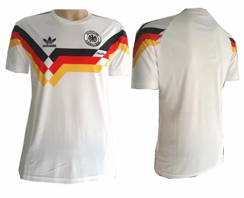 retro germany jersey