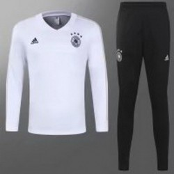 S-3XL 17/18 tracksuit germany whit